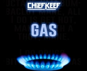 Instrumental: Chief Keef - Gas (Produced By DP Beats)